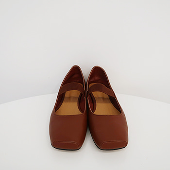 banding flat shoes